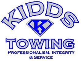 Kidds Towing Logo